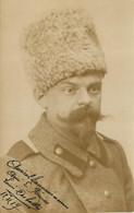 FRIEDRICHSFELD CARTE PHOTO CAMP DE PRISONNIERS DE GUERRE  A MR REMES - Guerra 1914-18