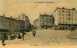 THIERS - Place De Belfort. - Thiers