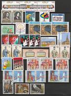 Luxemburg Kleine Verzameling Jaren 90 **, Zeer Mooi Lot 4267 - Collezioni (senza Album)