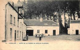 Belgique - Nivelles - Cour De La Ferme Du Moulin Clarisse - Edit. Bertels N° 6 - Nivelles