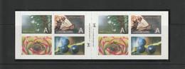Luxemburg 2002 Nr 1535/38 Boekje **, Zeer Mooi Lot K1157 - Collections (without Album)