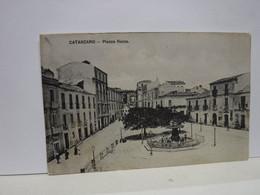 CATANZARO  --  PIAZZA ROMA - Catanzaro