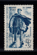 YV 863 N** Journee Du Timbre 1950 Cote 4,60 Euros - Neufs