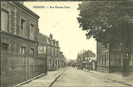 08 Ardennes MOHON Rue étienne Dolet Animée - Autres Communes