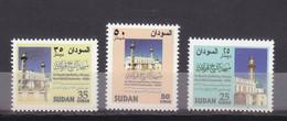 Stamps SUDAN 1997 SC 494 497 ALSHAIKH MOSRUE MNH SET # 63 - Sudan (1954-...)