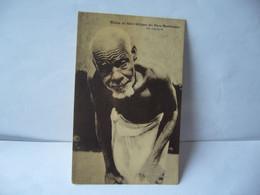 MISSION DU Shiré AFRIQUE DES PÈRES MONTFORTAINS UN VIEILLARD CPA NANTES PHOTOTYPIE A. TAINON - Zonder Classificatie