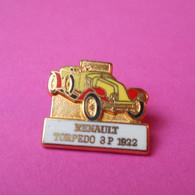Pin's Les Pin's Par Renault TORPEDO 3P 1922 (inscription CEF Au Verso) - Sachet 4 - Renault