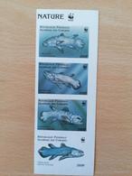 044 WWF Coelacanthe UNCUT - Comores (1975-...)
