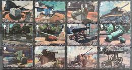 Gibraltar MNH 2018 - Gibraltar Cannons - Gibraltar