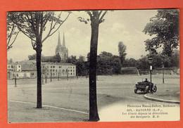 17 P - 103 Bayonne Les Glacis - Vers Lodelinsart 1925 - Tarif International D'époque - Bayonne