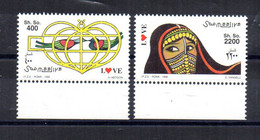 SOMALIA, 1999 - SERIE, SET - AMORE - LOVE, BDF MNH** - Somalia (1960-...)