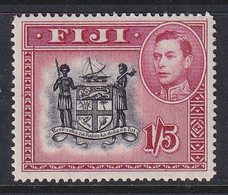 Fiji: 1938/55   KGVI    SG263    1/5d    MH - Fidschi-Inseln (...-1970)