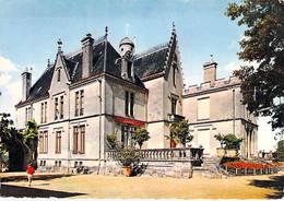 VIGNOBLE Vin Vigne - 33 - PESSAC : Chateau Pape Clément - CPSM Dentelée Grand Format Postée 1968 - Gironde - Vigne