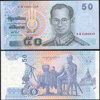 Thailand 50 Baht. ND (2009) Unc. Banknote Cat# P.112e - Thailand
