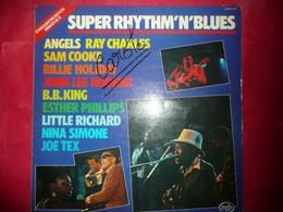 LP33 N°6683 - SUPER RHYTHM 'N' BLUES - 2 M 026-64470 - Soul - R&B