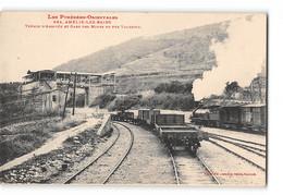 CPA 66 Amélie-les-Bains - Trémie D'arrivée Et Gare Des Mines De Fer Valentin - Autres Communes