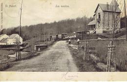 Saint Hubert Les Moulins Tramway 1905 - Saint-Hubert