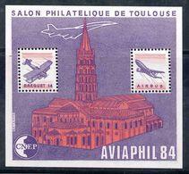 "#           Oo    Yvert CNEP N°  5 - ""Salon Philatélique De TOULOUSE 1984"" - Neuf** Luxe OO - CNEP"
