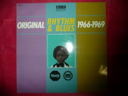 LP33 N°6685 - ORIGINAL RHYTHM & BLUES - 2 C 068-64233 - Soul - R&B