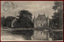 CPA 51 VITRY Le FRANCOIS - CHATEAU DE GONCOURT (IT#867) - Vitry-le-François