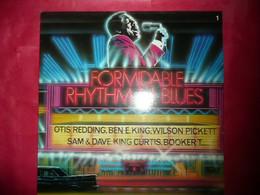 LP33 N°6695 - FORMIDABLE RHYTHM N BLUES - 40252 - Soul - R&B