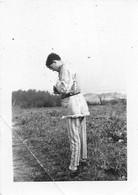 Clichés D'un Ouvrier Dans Le Camp De HOMBOURG (Sarre) En 1945 - STO - Groupe D'Ouvriers -Voir Descrip - War 1939-45