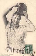 Algérie - Mauresque Danseuse - Ed. J. Geiser 191. - Mujeres