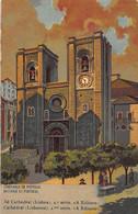 Portugal - LISBOA - Sé Catedral - Litho - Ed. A. Editora. - Lisboa