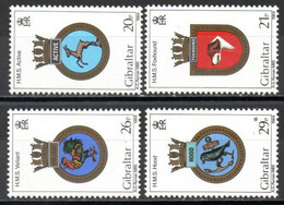GIBRALTAR 1984 ** - Gibraltar