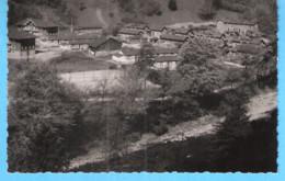 Marignier (Saint-Jeoire-Bonneville-Haute-Savoie)-La Cité Ouvrière Du Maroc-(Plan Séraphin-Usine Du Giffre)-Rare - Saint-Jeoire