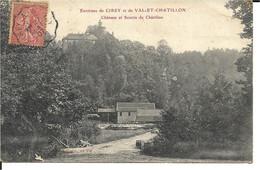 54 - Meurthe Moselle - Cirey - Valet Et Chaillon - Scierie - Non Classificati