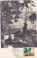 Iles Wallis  Futuna ( Premier Jour ) - Wallis And Futuna