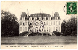 108- Loches - Chanceaux Sur Loches - Le Chateau - Loches
