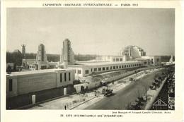 28- Cite Internationale Des Informations - Exposition Coloniale Internationale Paris 1931 - Les Expeditions Citroen - Tentoonstellingen