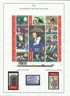 Belgique 3488 à 3499 Année 2006 BILLARD - Ohne Zuordnung
