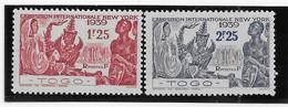 Togo N°175/176  - Neufs ** Sans Charnière - TB - Ungebraucht