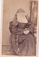 CDV - Soeur - Zuster - Photo Alphonse Plumier, Liège - Oud (voor 1900)