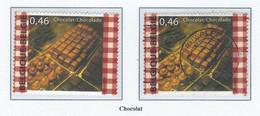 COB  3577/3586  (MNH) + (°) - Nuovi