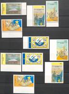 D - [855755]TB//**/Mnh-c:13e-RD Congo 1998 - N° 1716/20, D + ND/Imperf, Bdf, Indépendance - Mint/hinged