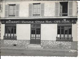 91 - Essonne - Courances - Café Tabac - Comme Chez Soi - Unclassified