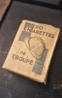 Paquet Cigarettes De Troupe - Non Ouvert - Other