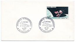 Enveloppe / Concorde / Journées Aérospatiales / Toulouse   / 20-11-1970 - 1970-1979
