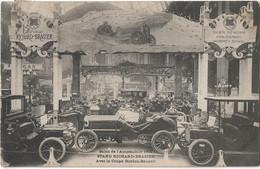 Salon De L'Automobile STAND RICHARD BRASIER Avec La Coupe GORDON BENNETT - Turismo