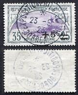 France N°166 Oblitéré, Qualité Superbe - Used Stamps