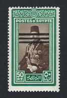 EGYPT 1953 KING  FOUAD I Nº 346 * MH - Gebruikt