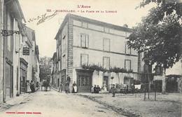 MONTOLIEU - La Place De La Liberté - Sonstige Gemeinden