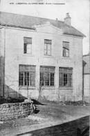 L'HOPITAL-du-GROSBOIS (Doubs)  Ecole Communale. N° 470. CPA Circulée En 1905. Bon état. - Other Municipalities