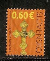SLOVAQUIE  N° 547   OBLITERE - Gebraucht