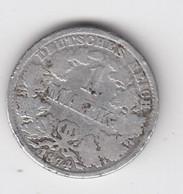 GERMANY Coin 1874 1 Mark #C84 - 1 Mark