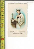 KL 7845 - ALOYSIUS GONZAGA - VERSO BLANCO - Imágenes Religiosas
